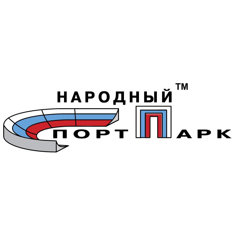 Narodny Sport Park vector
