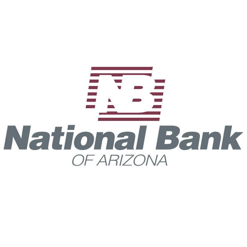 National Bank of Arizona vector