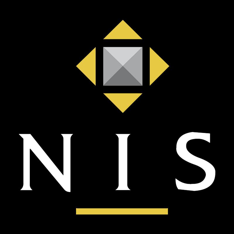 NIS vector logo