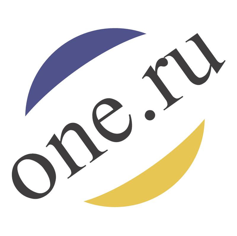 OneRu vector