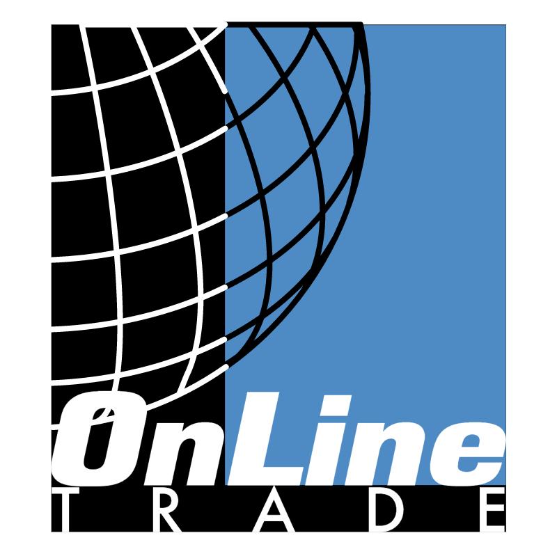 OnLine Trade vector