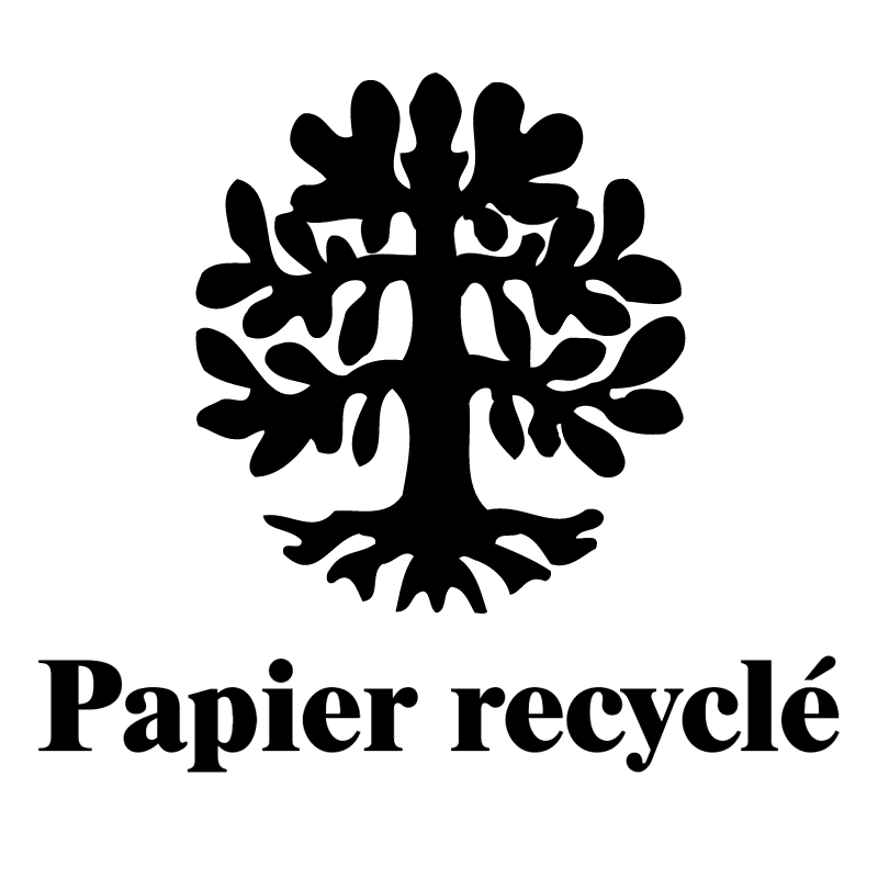Papier Recycle vector