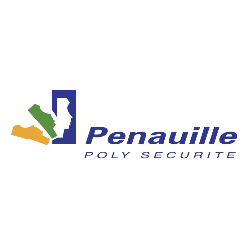 Penauille Poly Securite vector