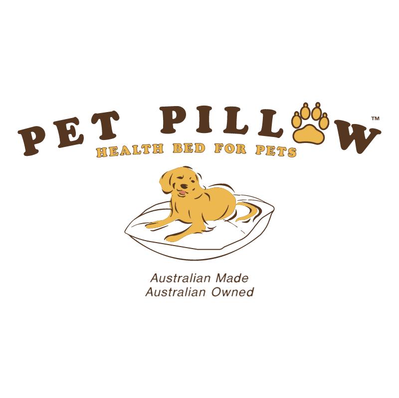 Pet Pillow vector