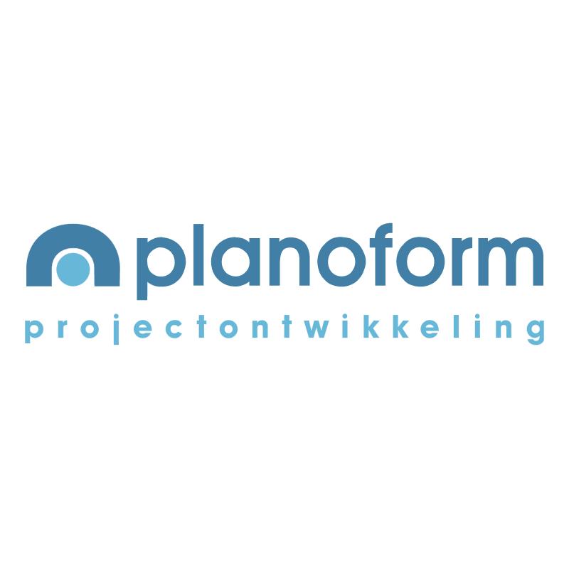 Planoform Projectontwikkeling vector