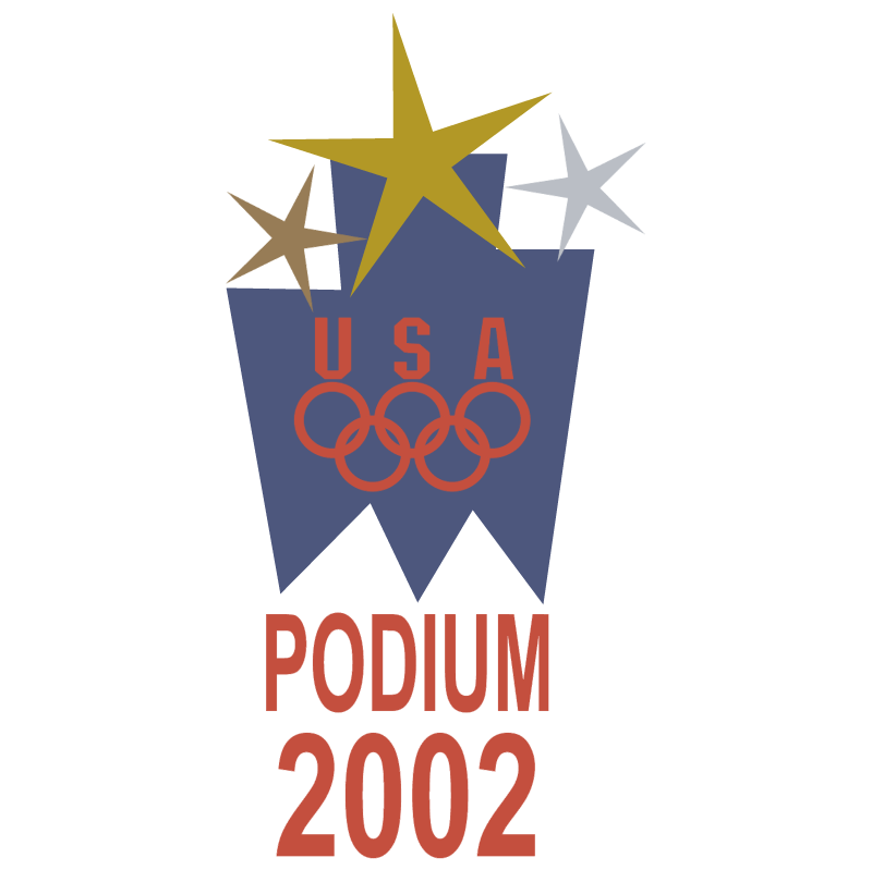 Podium 2002 vector