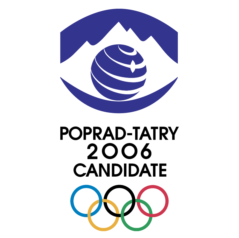 Poprad Tatry 2006 vector
