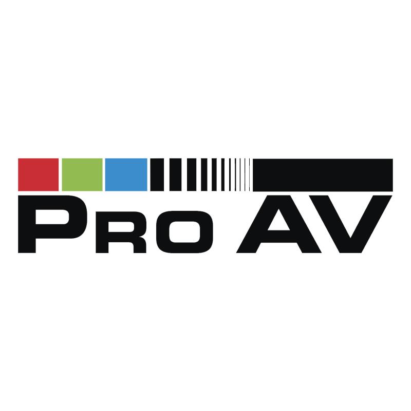 Pro AV vector