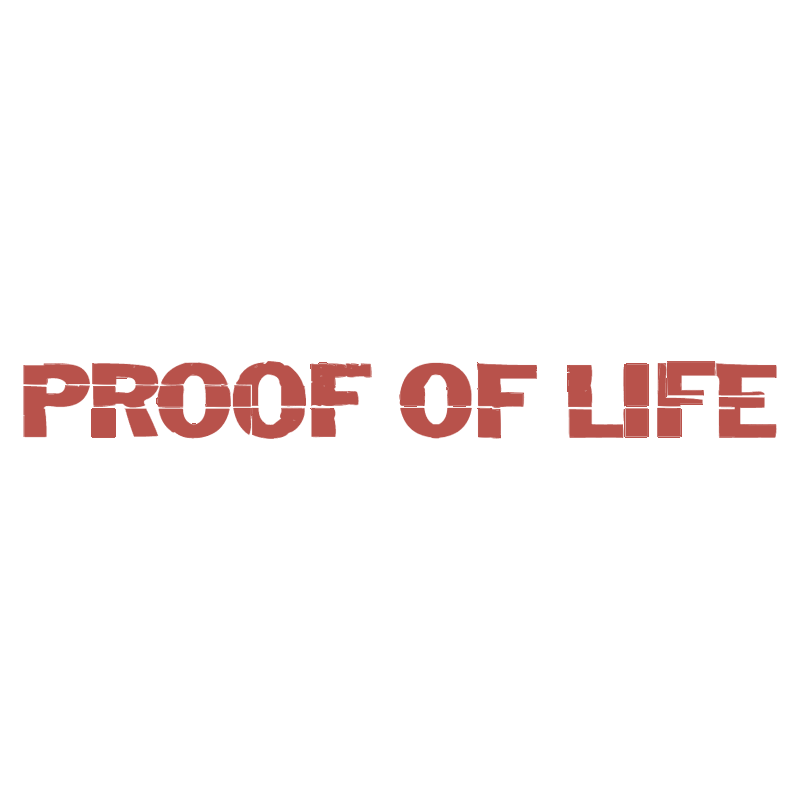 Proof Of Life vector logo
