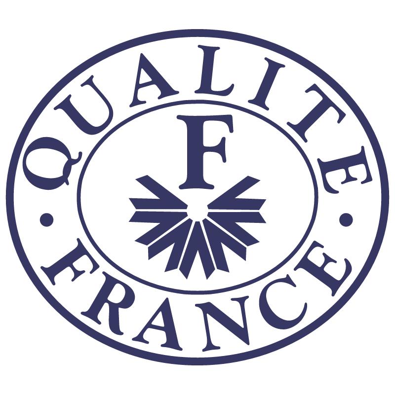 Qualite France vector