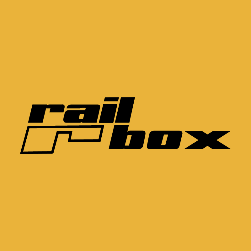 Rail Box vector