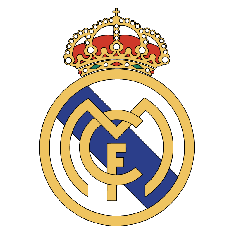 Real Madrid C F vector