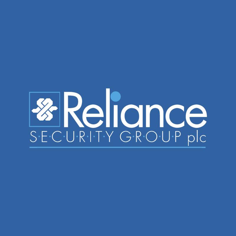 Reliance Security Group vector logo