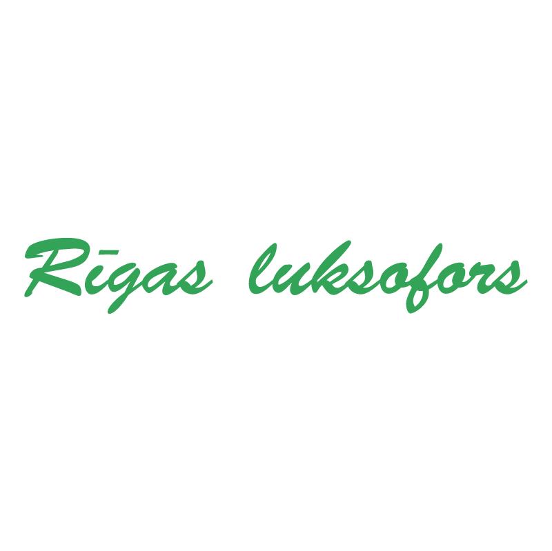 Rigas Luksafors vector