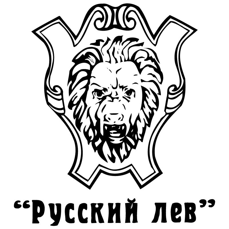 Russky Lev vector