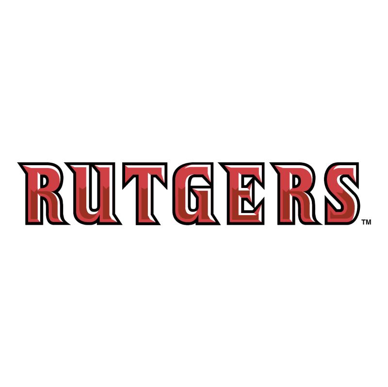 Rutgers Scarlet Knights vector logo