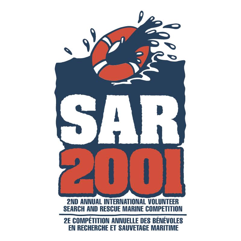SAR 2001 vector