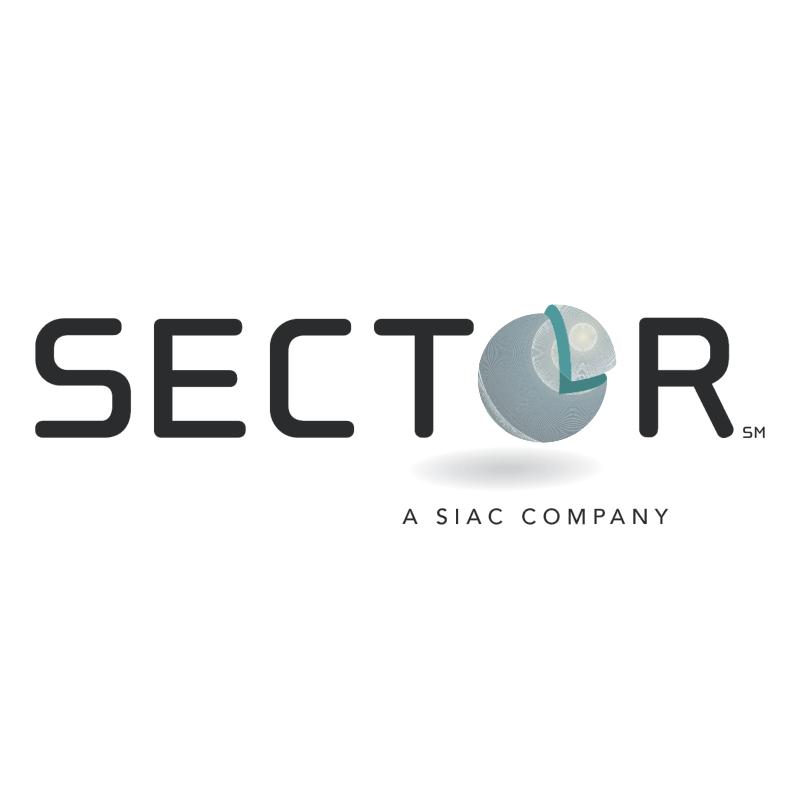 Sector vector