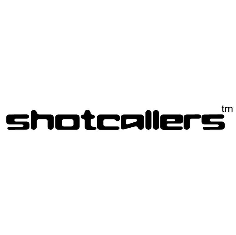 Shotcallers vector
