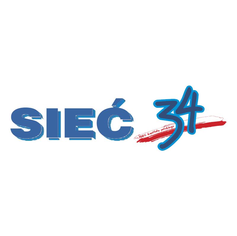 Siec 34 vector