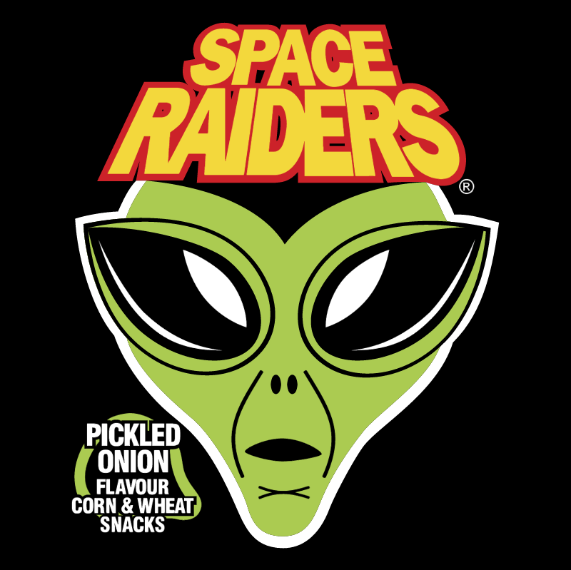 Space Raiders vector