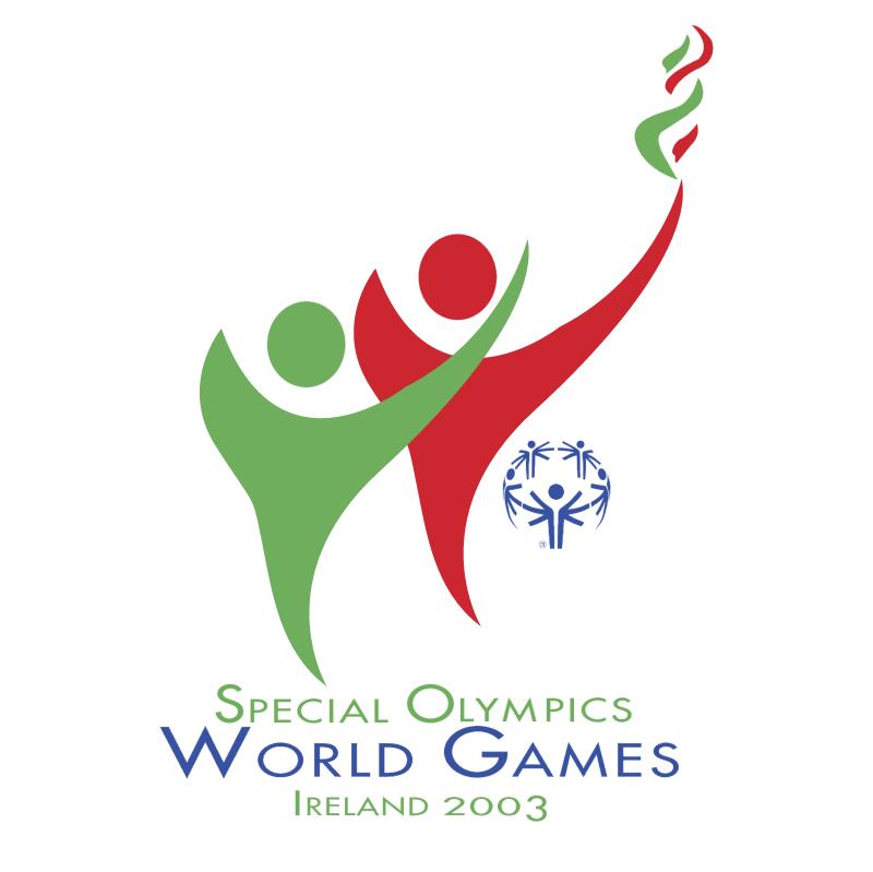 Special Olympics World Games Ireland 2003 vector