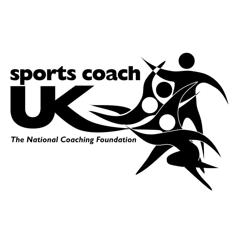 Sports Coach UK vector