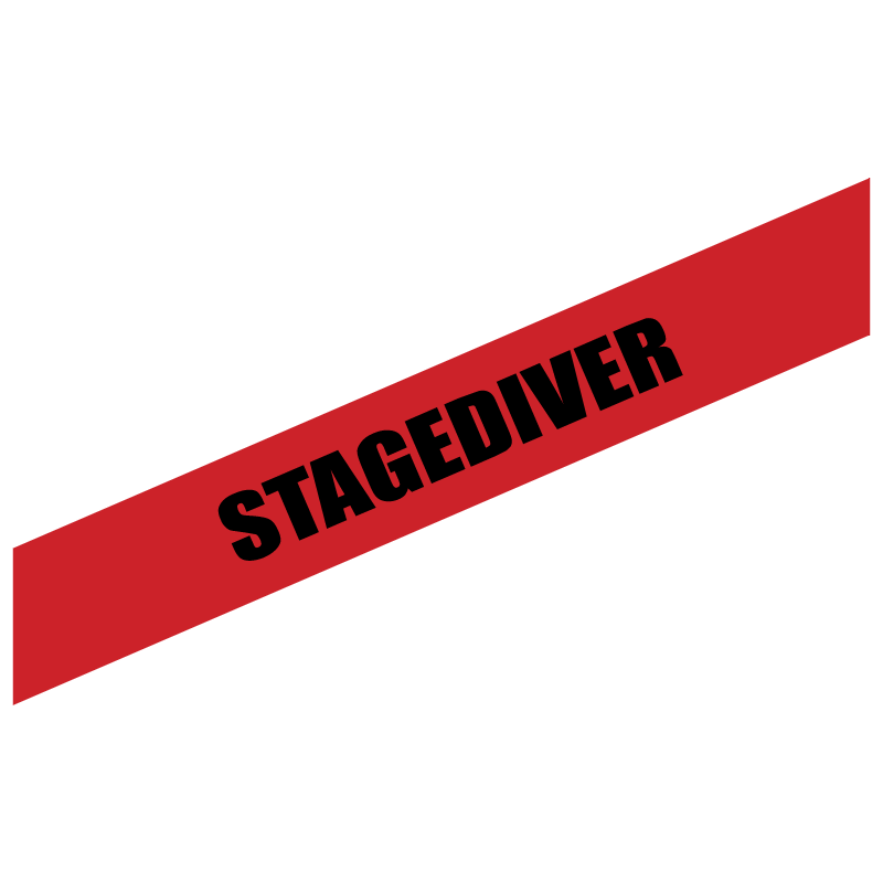 Stagediver vector