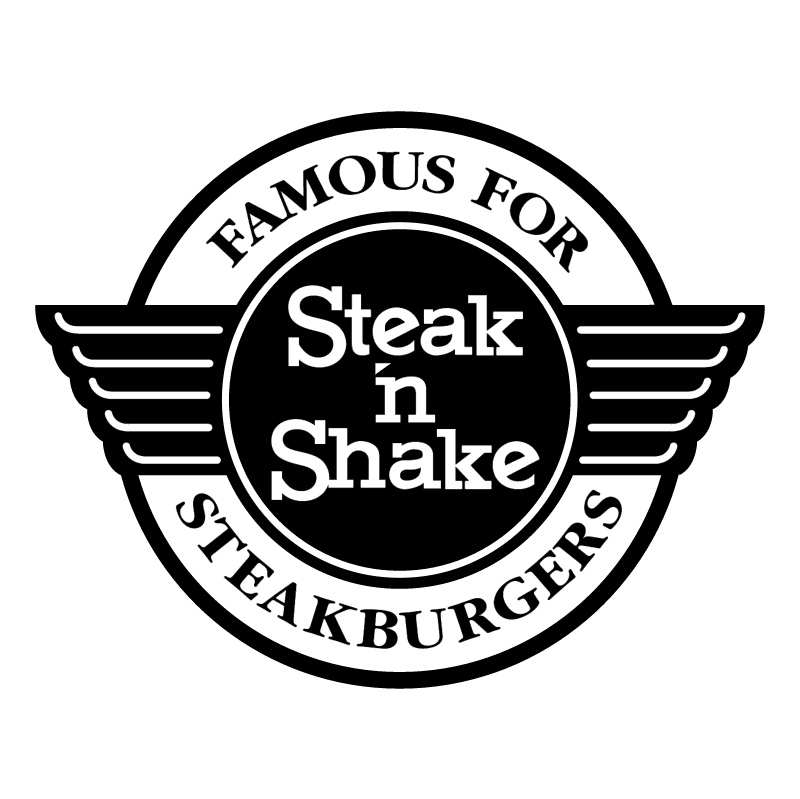 Steak 'n Shake vector