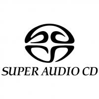 Super Audio CD vector