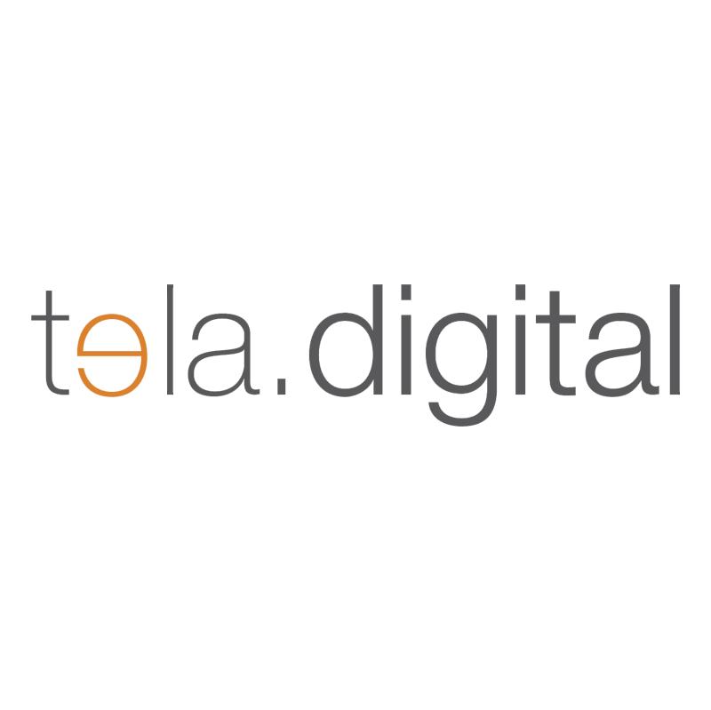 Tela Digital vector logo