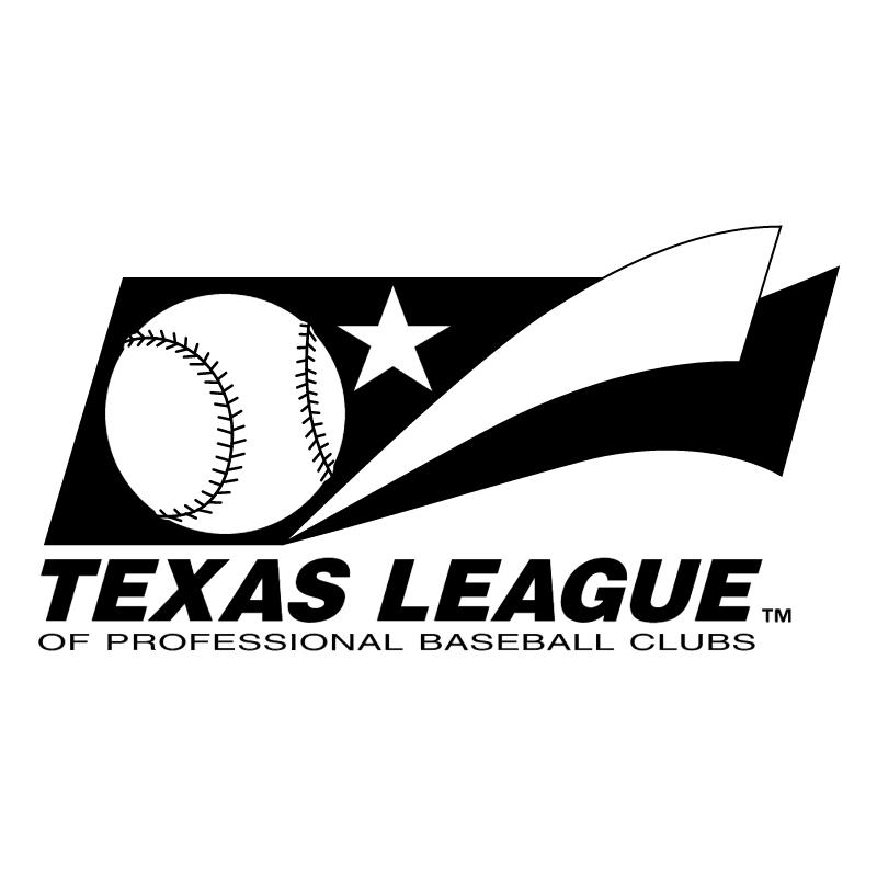 Texas League vector