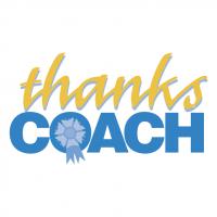 Thanks Coach vector