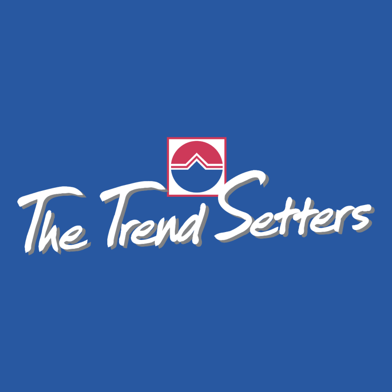 The Trend Setters vector logo