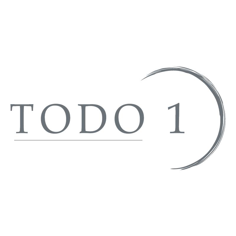Todo 1 vector logo