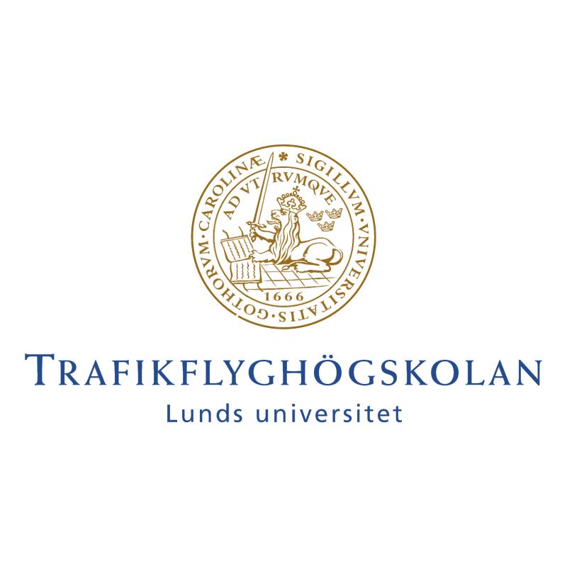 Trafikflyghogskolan vector