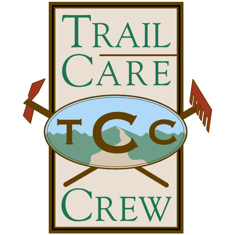 Trail Care Crew vector