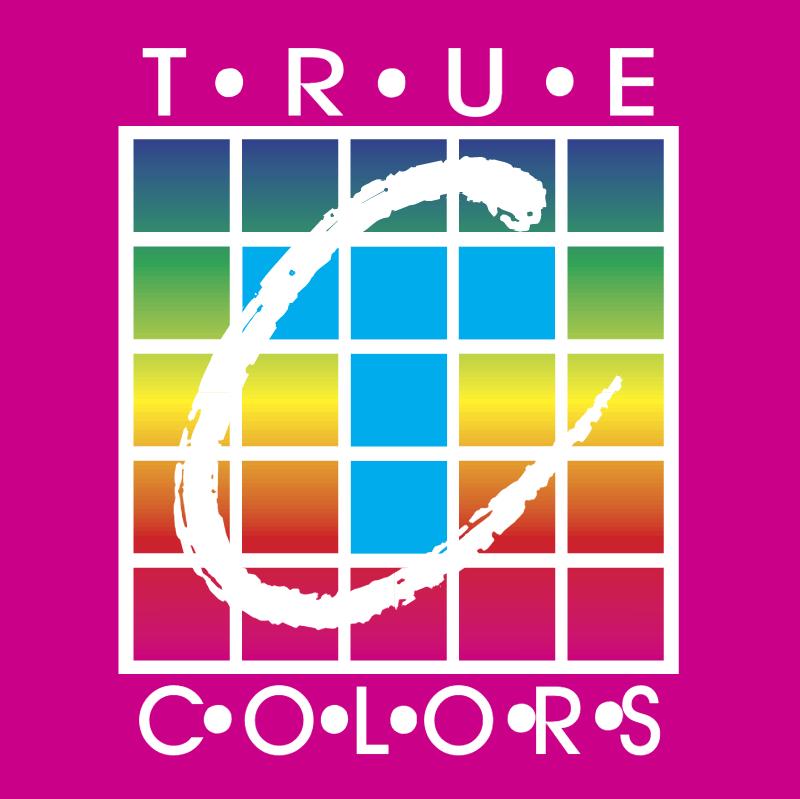 True Colors vector