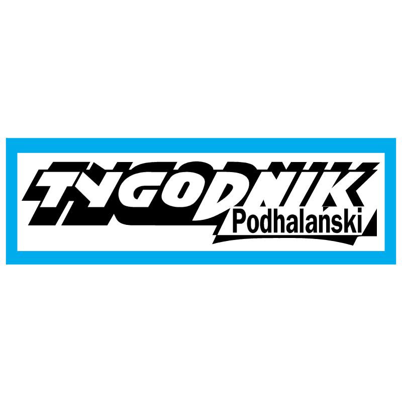 Tygodnik Podhalanski vector