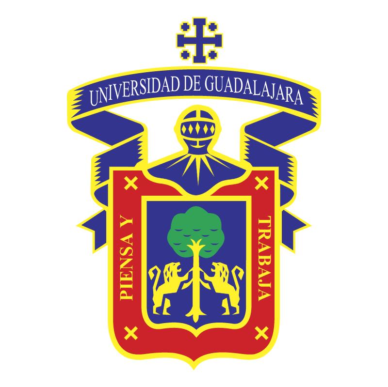 Universidad de Guadalajara vector