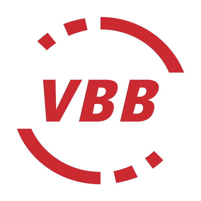 VBB vector logo