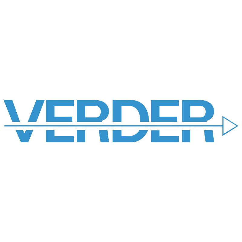 Verder Group vector logo