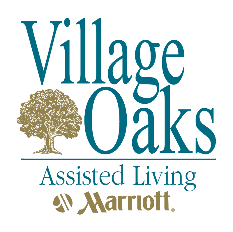 Village Oaks vector logo