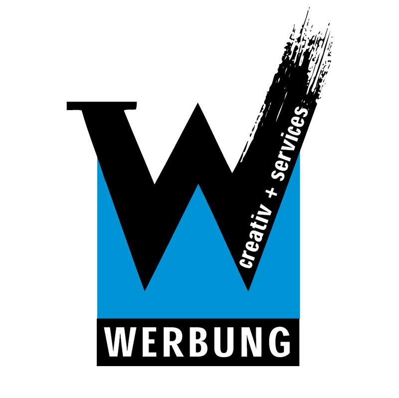 Werbung vector logo