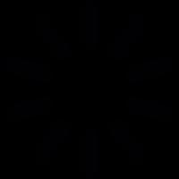 Loading mark vector