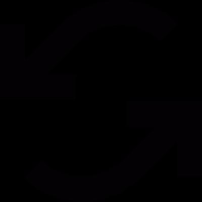 Update arrows vector logo