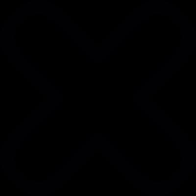 X letter vector logo