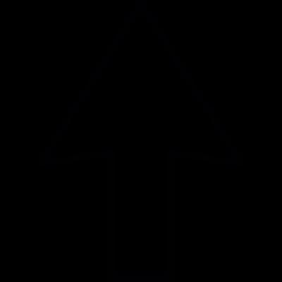 Upload Up arrow vector logo