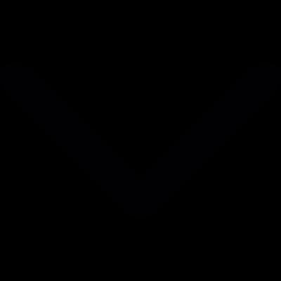 Down Chevron vector logo
