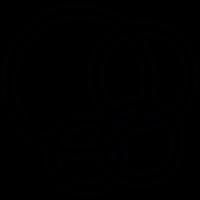 Game center Symbol vector